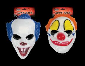 Wholesale Halloween Clown Mask | Gem Imports Ltd