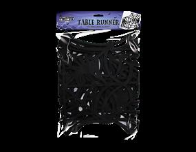 Wholesale Halloween Spider Table Runner | Gem Imports Ltd
