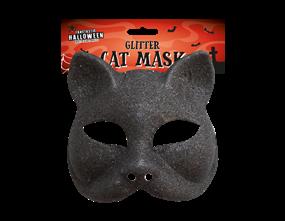 Wholesale Glitter Cat Mask | Gem Imports Ltd