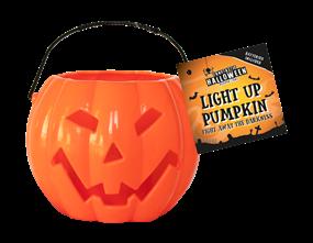 Wholesale Pumpkin Cauldron Light   Gem Imports Ltd
