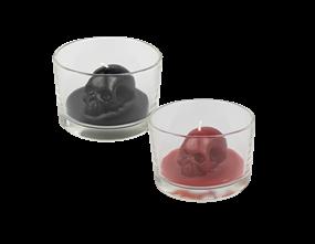 Wholesale Halloween Skull Candle | Gem Imports Ltd
