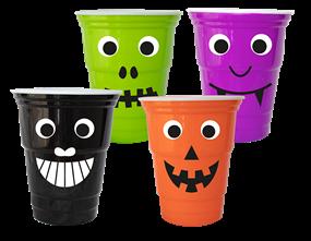 Wholesale Googly Eyes Plastic Cup | Gem Imports Ltd