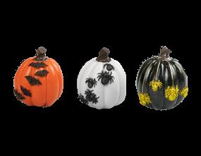 Decorative Pumpkin Ornament