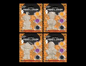 Wholesale Paint Your Own Halloween Figures | Gem Imports