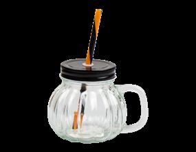 Wholesale Pumpkin Glass Jars | Gem Imports Ltd