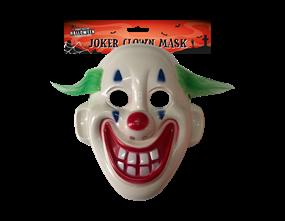 Wholesale Halloween Joker Clown Mask | Gem Imports Ltd