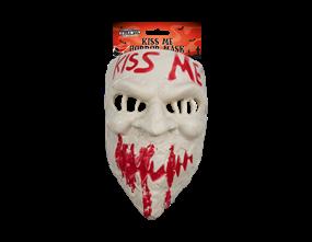 Wholesale Horror Mask Kiss Me | Gem Imports Ltd