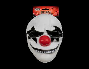Wholesale Red Nose Clown Mask | Gem Imports Ltd