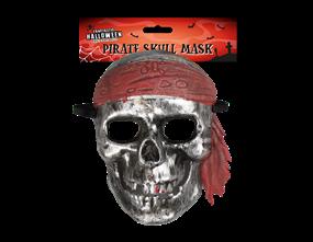 Wholesale Pirate Skull Mask | Gem Imports Ltd