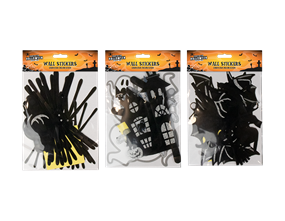 Wholesale Halloween Wall Stickers | Gem Imports Ltd
