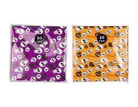 Halloween Napkins - 20 Pack