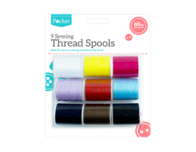 Wholesale Sewing Thread Spools | Gem Imports Ltd