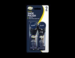 Liquid Shoe Polish - 2 Pack