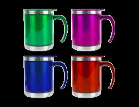 Wholesale Insulated Travel Mug With Lid | Gem Imports Ltd