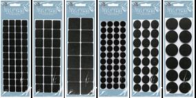 Wholesale Self Adhesive Felt Tabs | Gem Imports Ltd