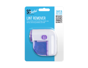 Battery Operated Lint Remover