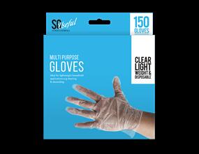 Multi Purpose Gloves - 150 Pack
