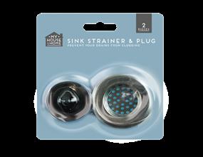 Wholesale Sink Strainer & Plug Sets | Gem Imports Ltd
