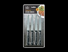 Steak Knives - 4 Pack