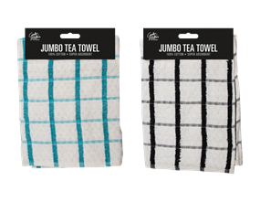 Wholesale Jumbo Tea Towels | Gem Imports Ltd