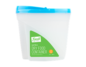Jumbo Dry Food Container