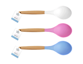 Wholesale Pastel Mixing Spoons   Gem Imports Ltd