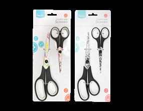 Wholesale Floral Pattern Scissors | Gem Imports Ltd