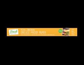 Wholesale Greaseproof Paper | Gem Imports Ltd