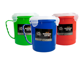 Wholesale Microwaveable Soup Mugs | Gem Imports Ltd