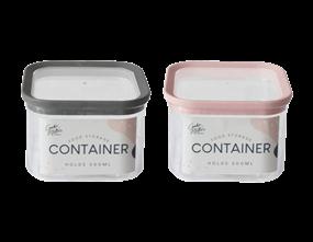 Wholesale PS Storage Container 500ml | Gem Imports Ltd