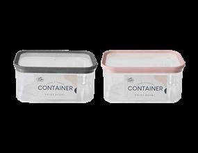 Wholesale PS Storage Container 800ml | Gem Imports Ltd