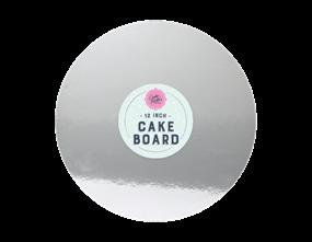 "12"" Cake Board 4mm"
