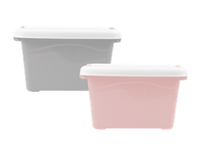 Storage Box with Clip Lid - Trend 6.3L