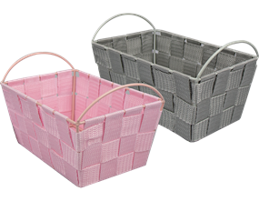 Woven Storage Basket with Handles - Trend 1.94L