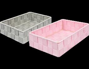 Woven Storage Tray - Trend 1.5L