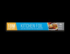 Wholesale Aluminium Kitchen Foil 10M x 300mm | Gem Imports Ltd