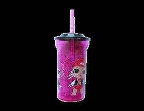 Wholesale LOL Surprise Straw Tumblers | Gem Imports Ltd