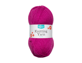 Wholesale Acrylic Fuchsia Knitting Yarn | Gem Imports Ltd