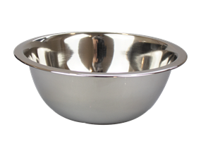 Wholesale Stainless Steel Deep Mixing Bowls | Gem Imports Ltd