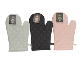 Wholesale Oven Glove Mitts | Gem Imports Ltd