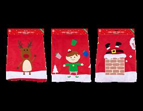 Wholesale Jumbo Fabric Christmas Santa Sack   Gem Imports Ltd