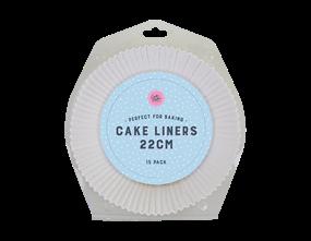 Wholesale Cake Liners 22cm | Gem Imports Ltd