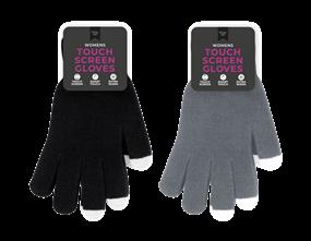 Ladies Touchscreen Gloves
