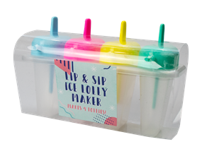 Wholesale Lip & Sip Ice Lolly Makers | Gem Imports Ltd