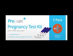 Pregnancy Test Kit - 3 Pack