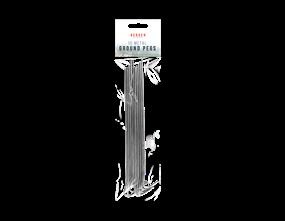 Wholesale Metal Ground Pegs | Gem Imports Ltd