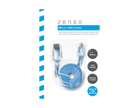 Wholesale Micro Flat USB Cables | Gem Imports Ltd