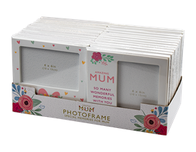 Mothers Day Printed Photoframe PDQ