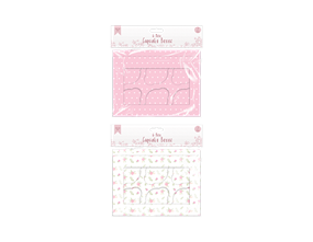 Mother's Day 6-Hole Cupcake Box 2pk