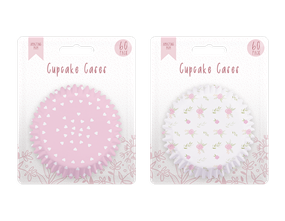 Mother's Day Printed Cupcake Cases 60pk